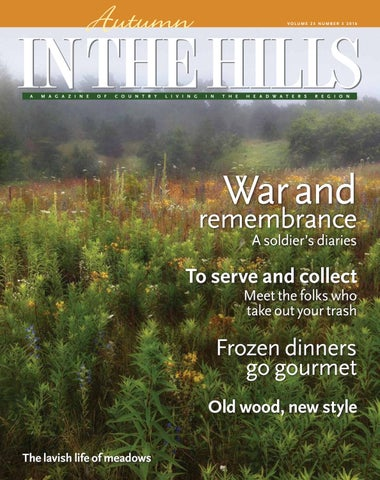 Autumn In The Hills 2016 By In The Hills Magazine Issuu
