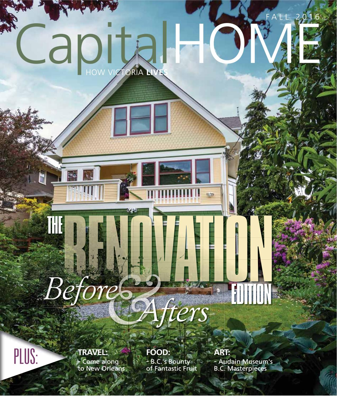 dd61543d01 Capital Home Fall 2016 by Times Colonist - issuu