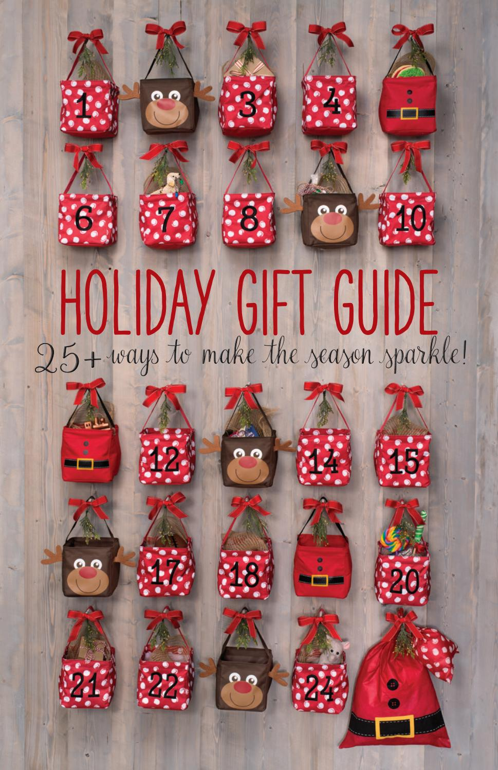 Christmas Gift Guide Catalogue.Thirty One Gifts Holiday Gift Guide By Kat Mccain Issuu