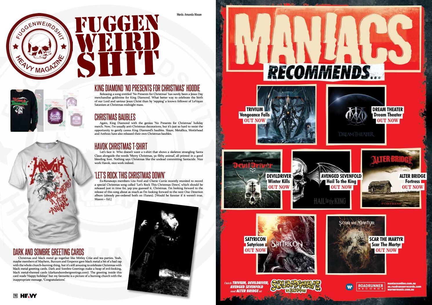 Heavy Music Magazine Issue #8 by HEAVY Music Magazine - issuu