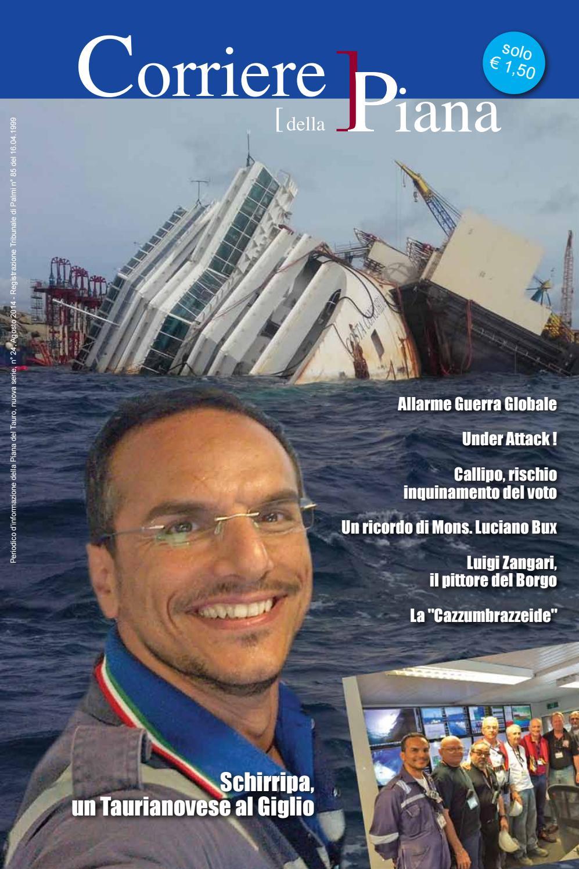 8e8b7b5864b3 Corriere della piana - n.24 by Corriere della Piana - issuu
