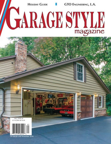 Issue 34 Issuu By Garage Style Magazine Issuu
