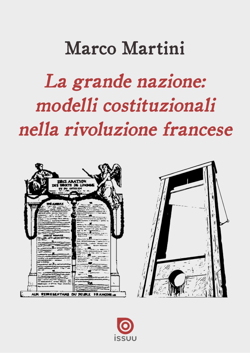 Terzo Mese Del Calendario Rivoluzionario Francese.La Grande Nazione Modelli Costituzionali Nella Rivoluzione
