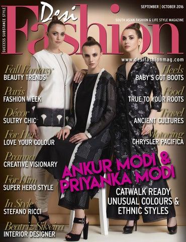Desi Fashion Magazine Issuu