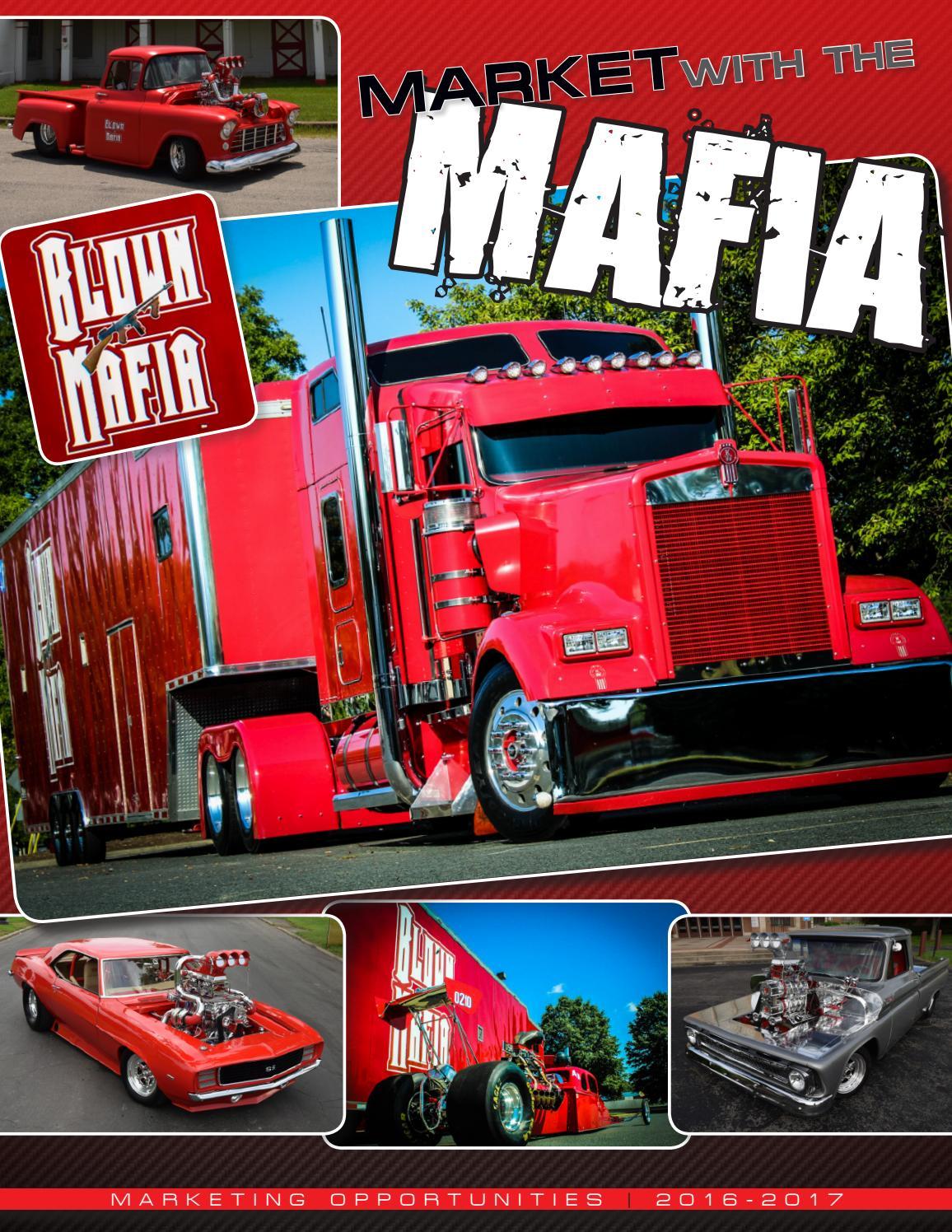 Blown Mafia Marketing By Toby Brooks Issuu