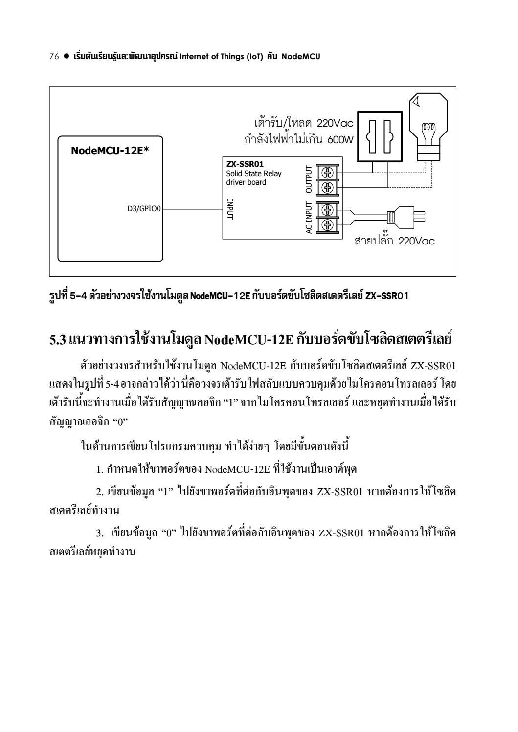 Zx Ssr01 Manual By Innovative Experiment Coltd Issuu Solid State Relay Driver