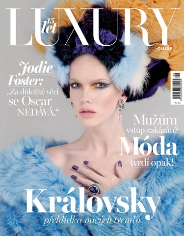 Luxury Guide 09 2016 by LuxuryGuideCZ - issuu f300a371259