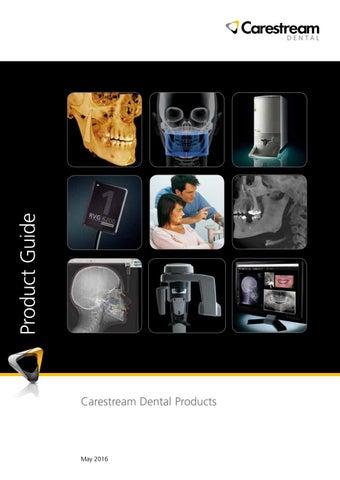 carestream product guide 05 2016 by tonne dental as issuu rh issuu com CS-9000 3D Kodak Cone Beam 3D