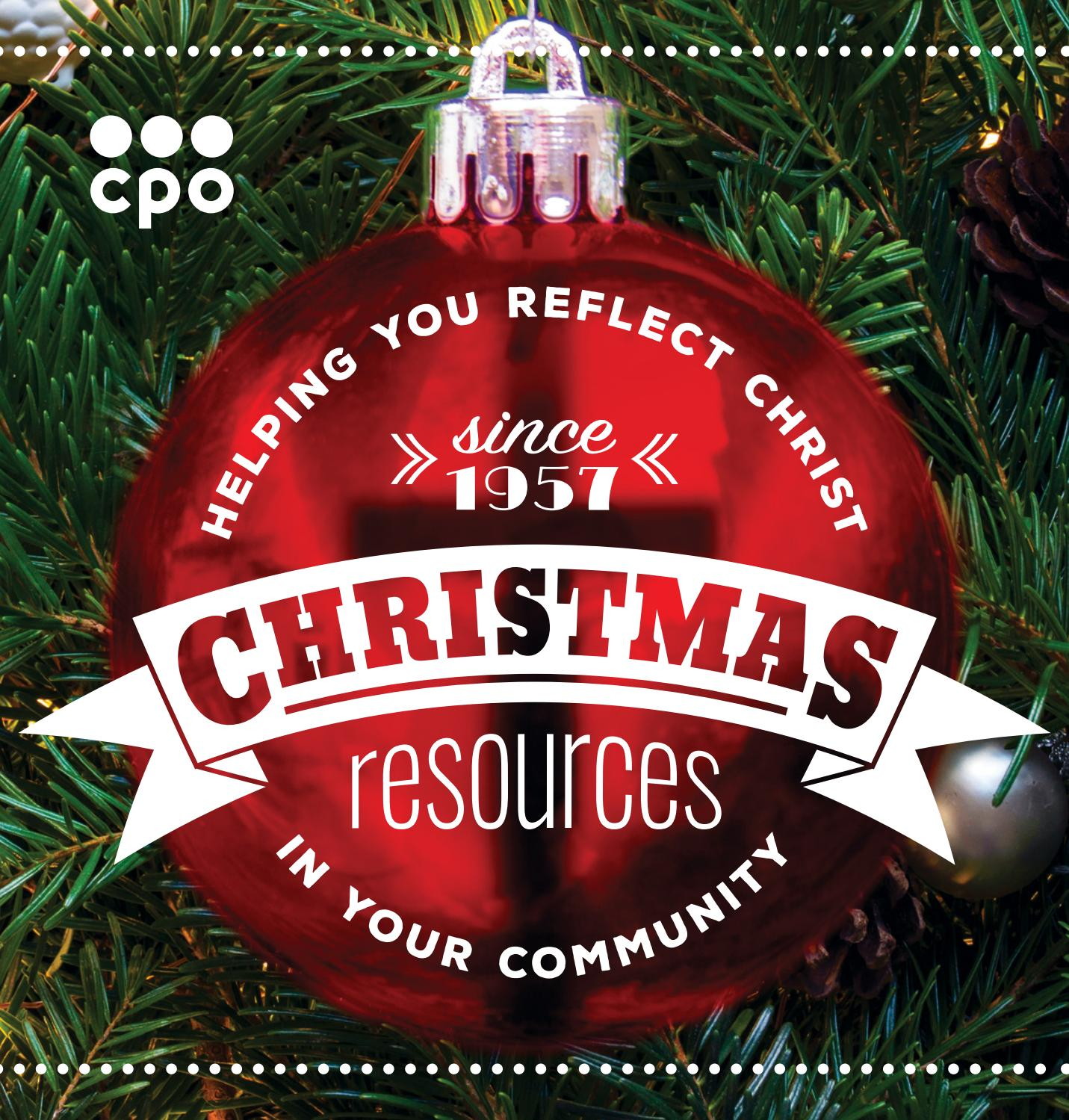 CPO Christmas Resources 2016 by CPO resources issuu