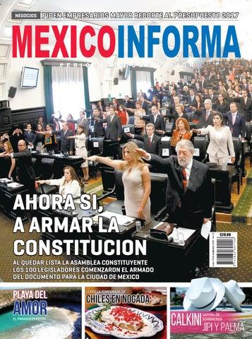 MEXICO INFORMA - REVISTA 42 by Revista México Informa - issuu 458b627cb1e