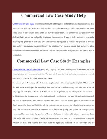 Case Study Template – 9+ Free Word, PDF Documents Download ...