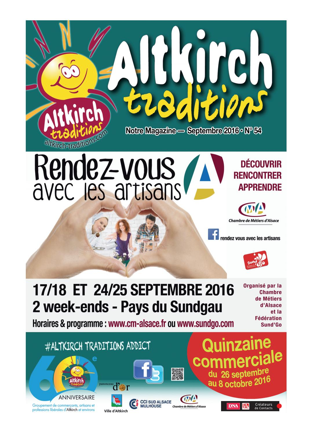 altkirch traditions septembre 2016 by républicain lorrain - issuu