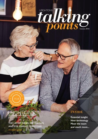 8155881ca2e Leightons Talking Points (Autumn 2016) by Leightons Opticians ...