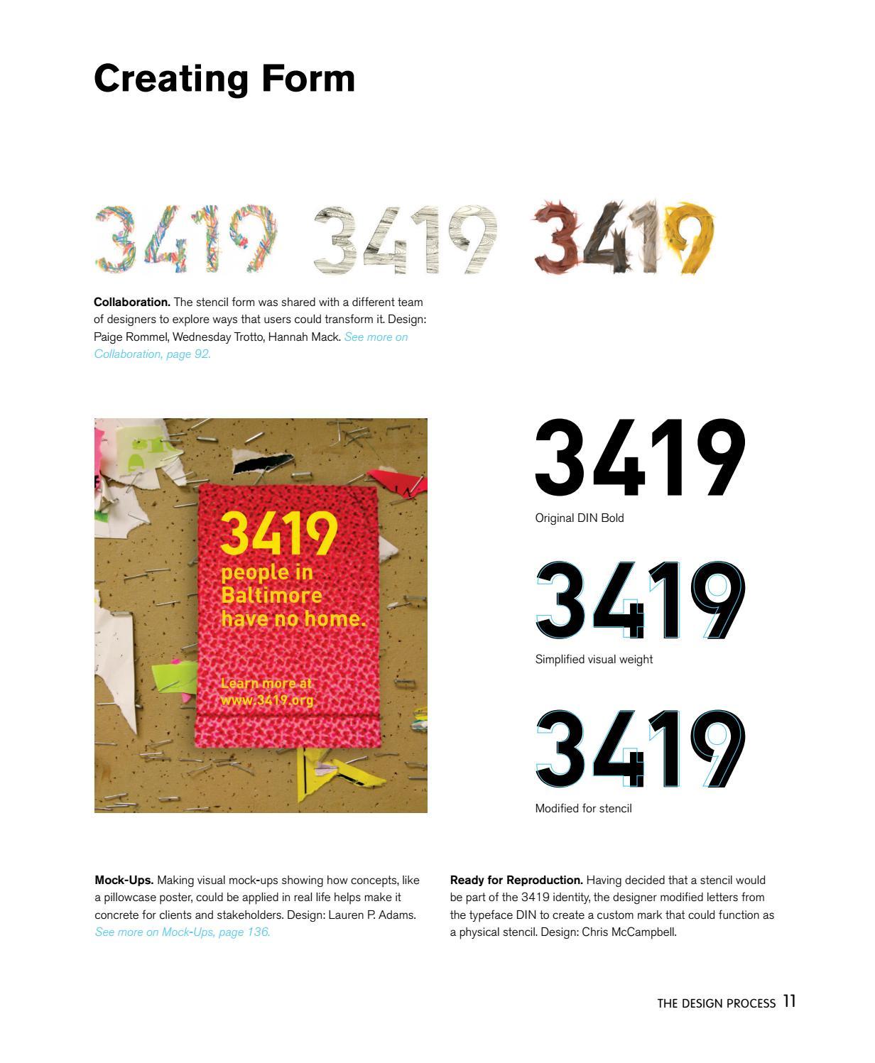 Graphic Design Thinking: Beyond Brainstorming by Princeton