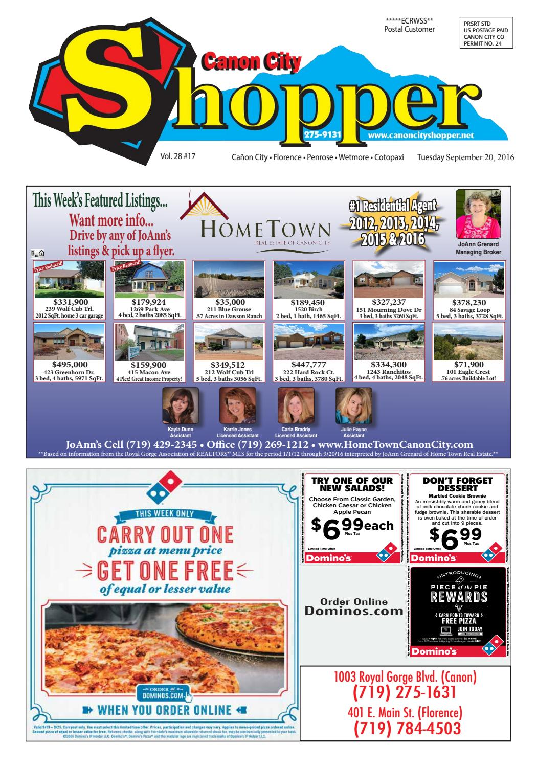 Caon City Shopper September 20 2016 By Prairie Mountain Media Issuu 1975 Gi1000 Gold Wing Wiering