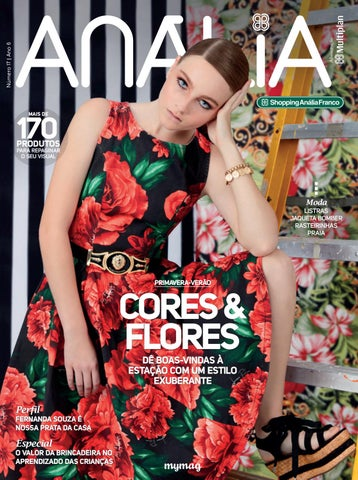 fcc05653a8c7e Revista Anália 17 by Editora Mymag - issuu