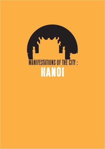 65f7b47f40803 Manifestations of the city  Hanoi by Pasola Studio - issuu