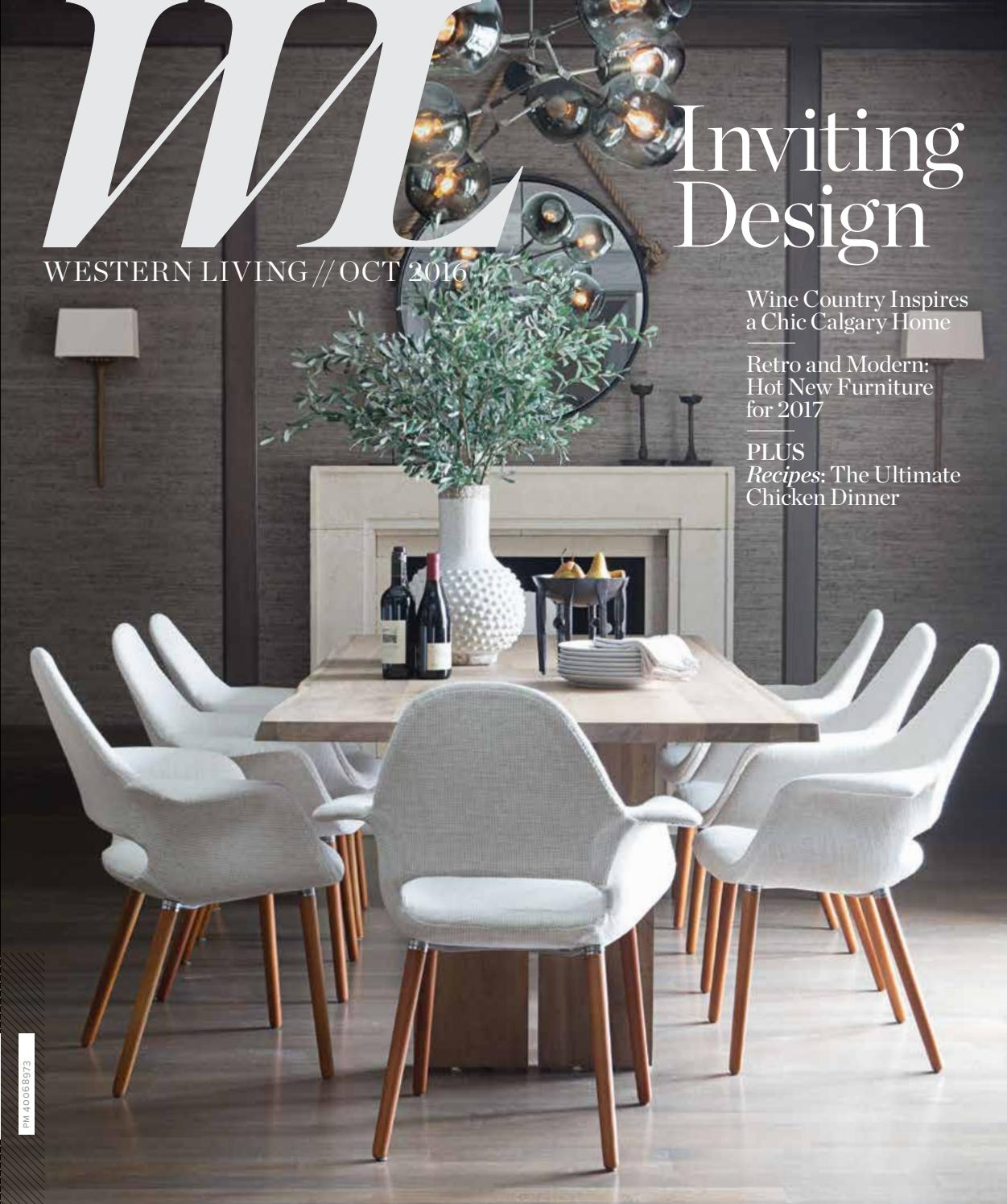 Western living bc october2016 by nexthome issuu