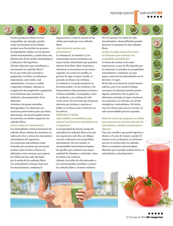 el zumo de tomate contiene hierro