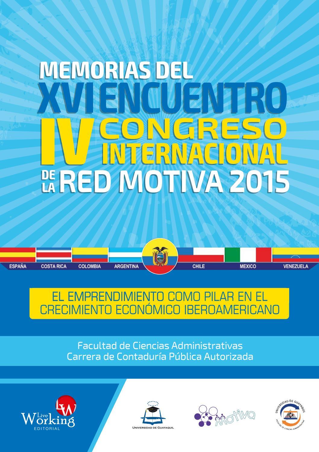 Memorias del XVI Encuentro, IV Congreso Internacional de la Red ...