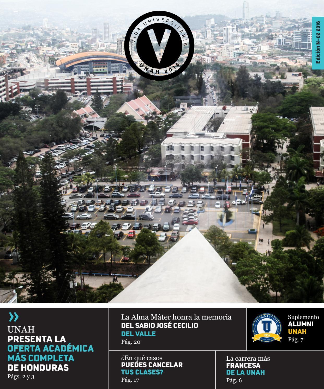 Vida universitaria, edición #2 año 2016 by Presencia Universitaria ...