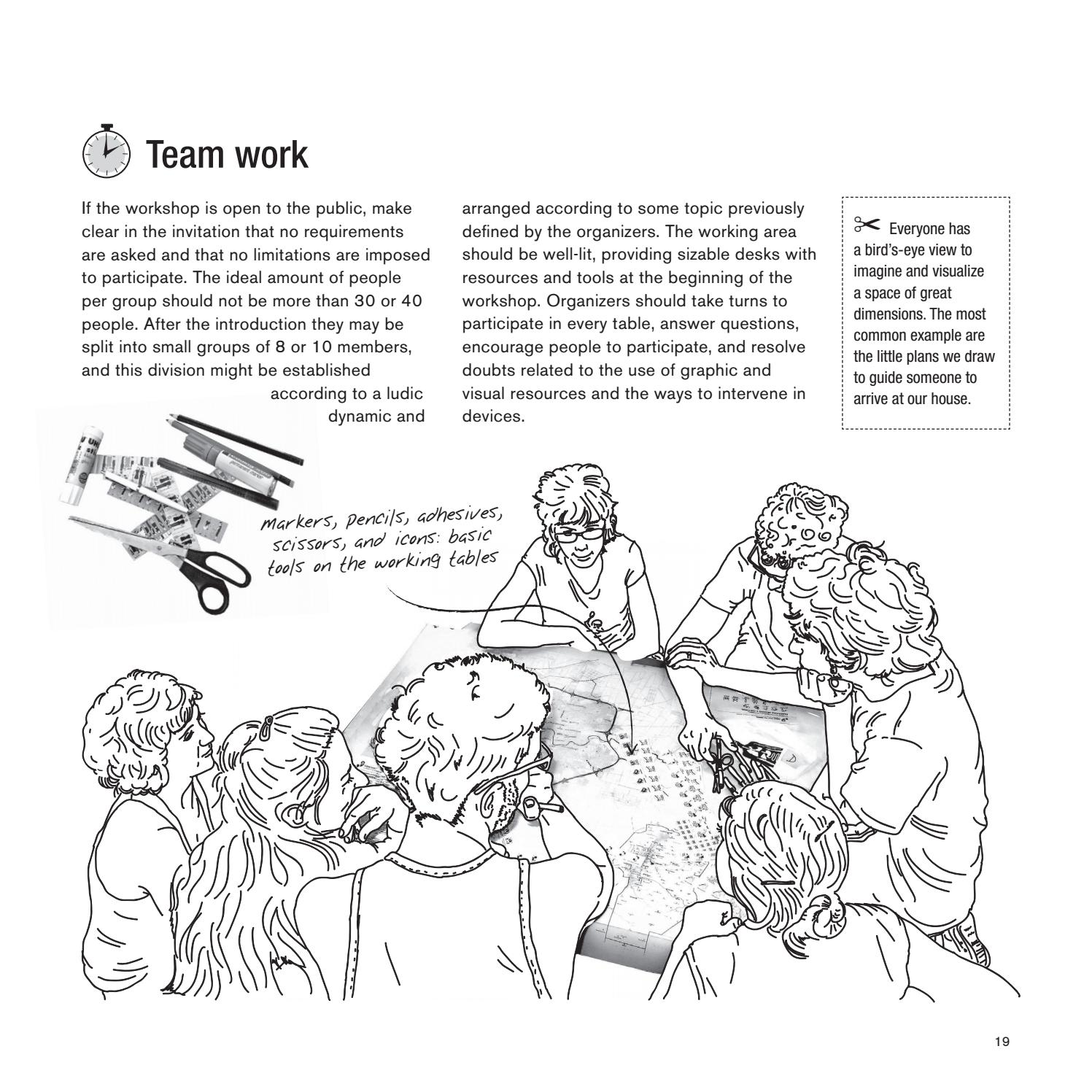 Manual of Collective Mapping by iconoclasistas - issuu