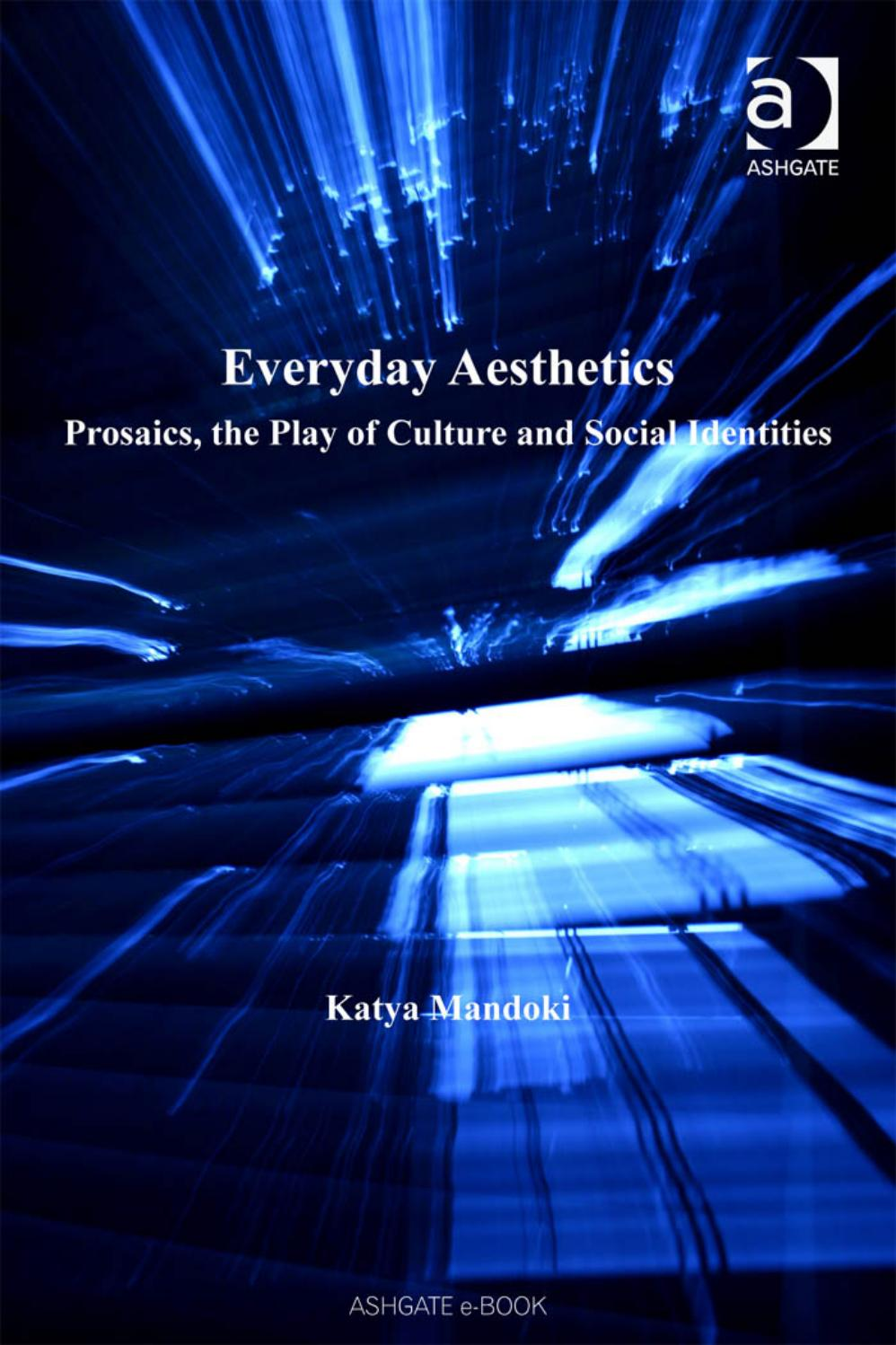 The Problems of Aesthetics by JodieInBlack - issuu