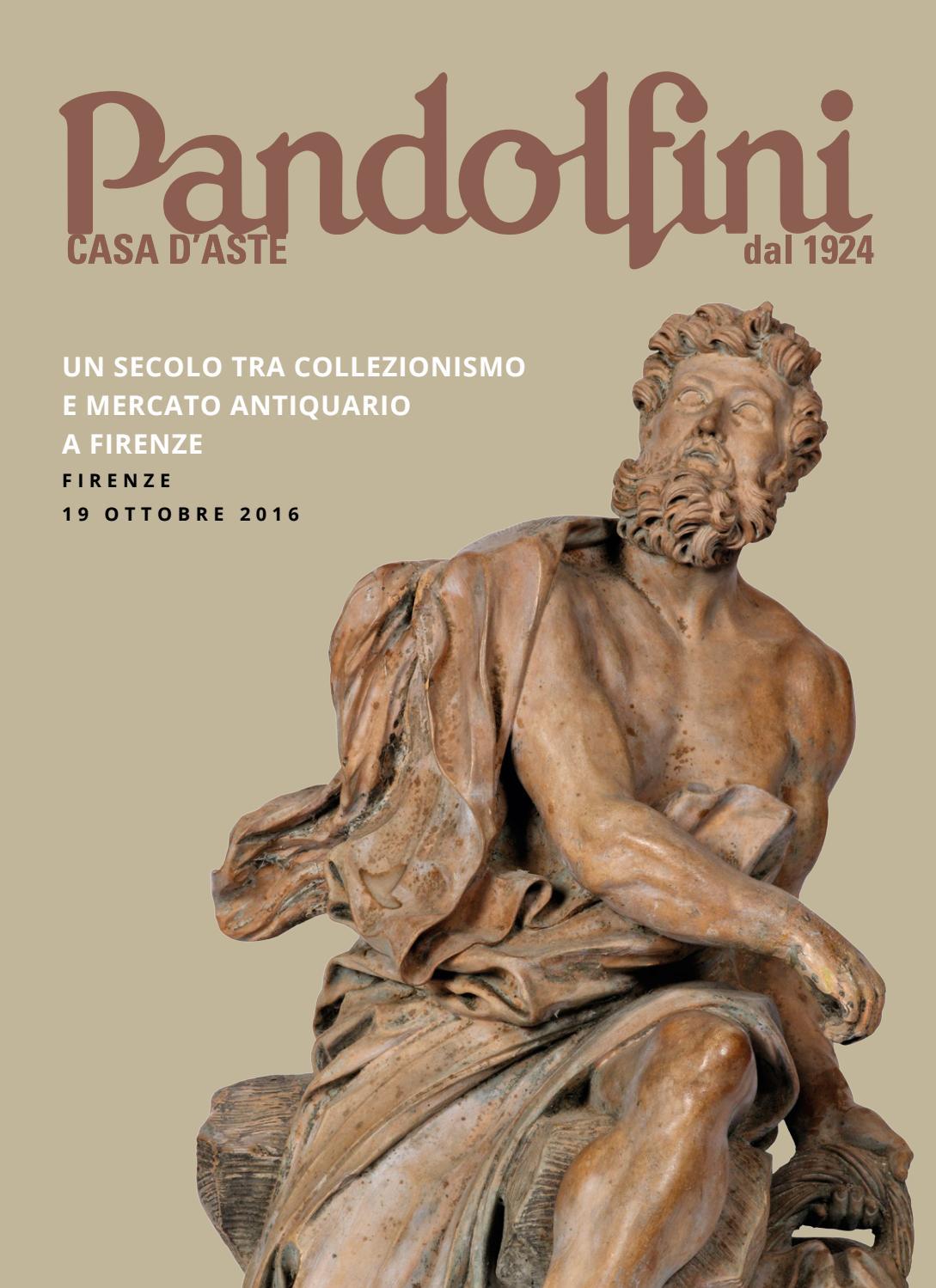 Un Secolo Tra Collezionismo E Mercato Antiquario A Firenze By Pandolfini Casa D Aste Issuu