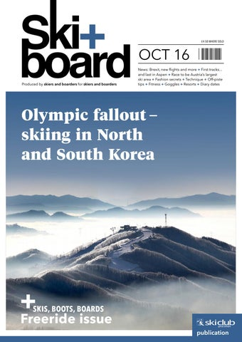 6ca2d15c3ee5 Ski+board October 2016 by Ski Club of Great Britain - issuu