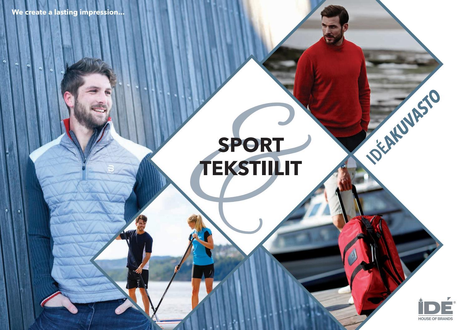 IDÉ Tekstiilit by IDE House of Brands - issuu d8ace546fc
