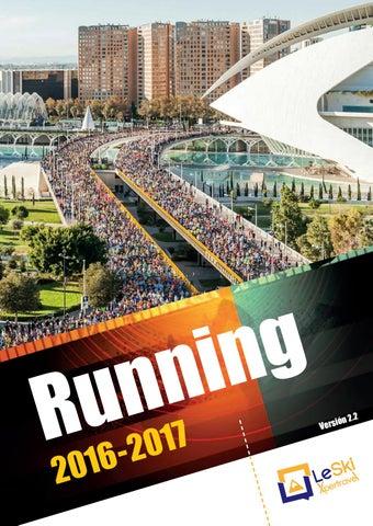 Folleto running 16 jun