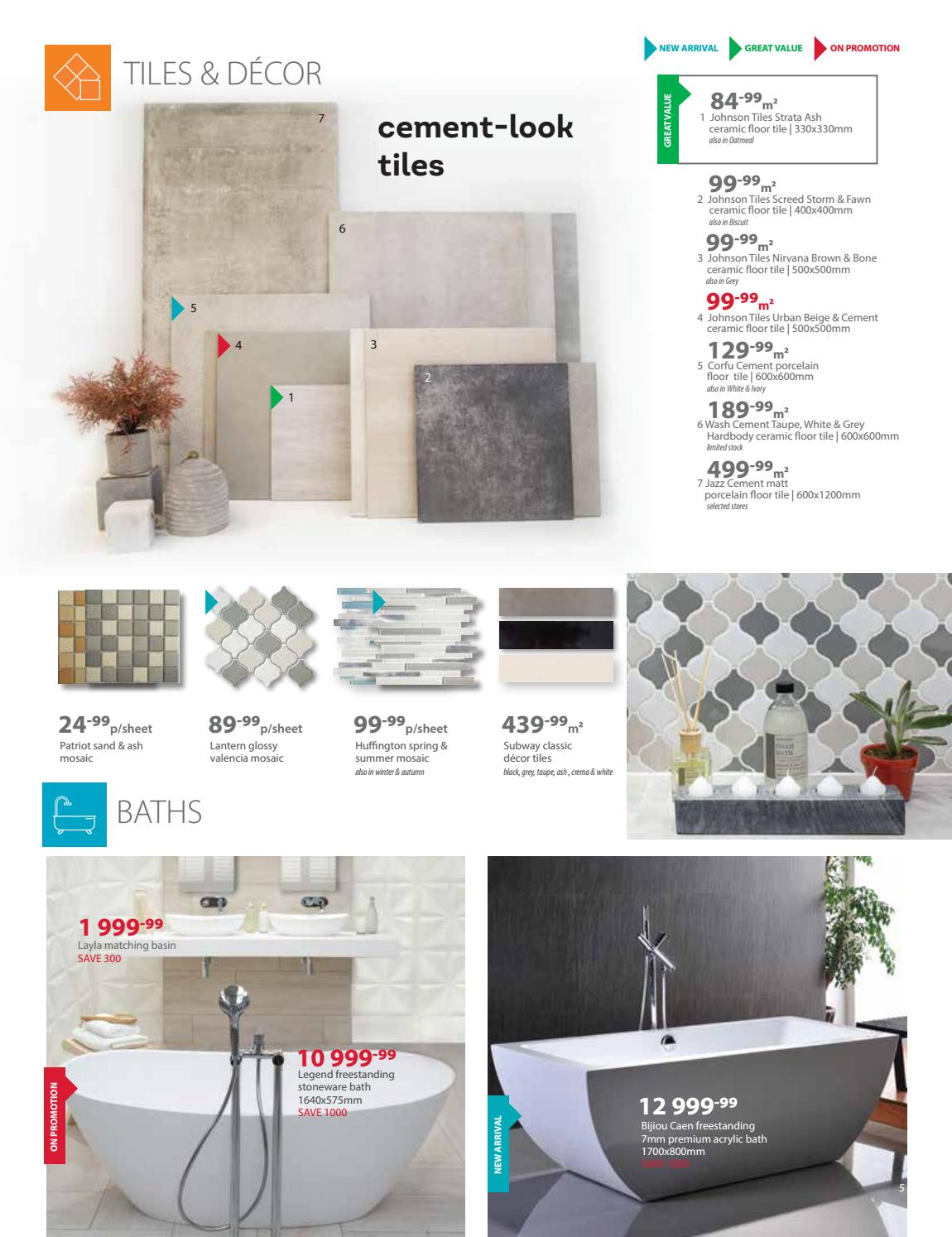 Makeityours By Tile Africa Issuu