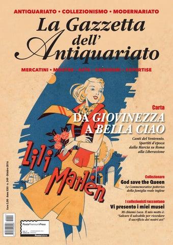 La Gazzetta dell Antiquariato n. 249 - Ottobre 2016 by La Gazzetta ... ff3fd9682a79