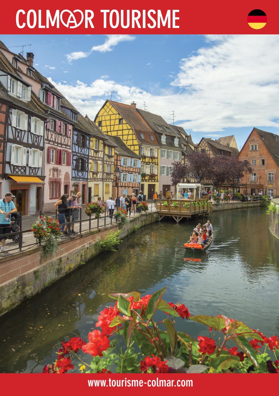 Entdecken sie colmar frankreich by office de tourisme de colmar issuu - Colmar office de tourisme ...