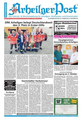 Arheilger Post KW38 by printdesign24gmbh - issuu