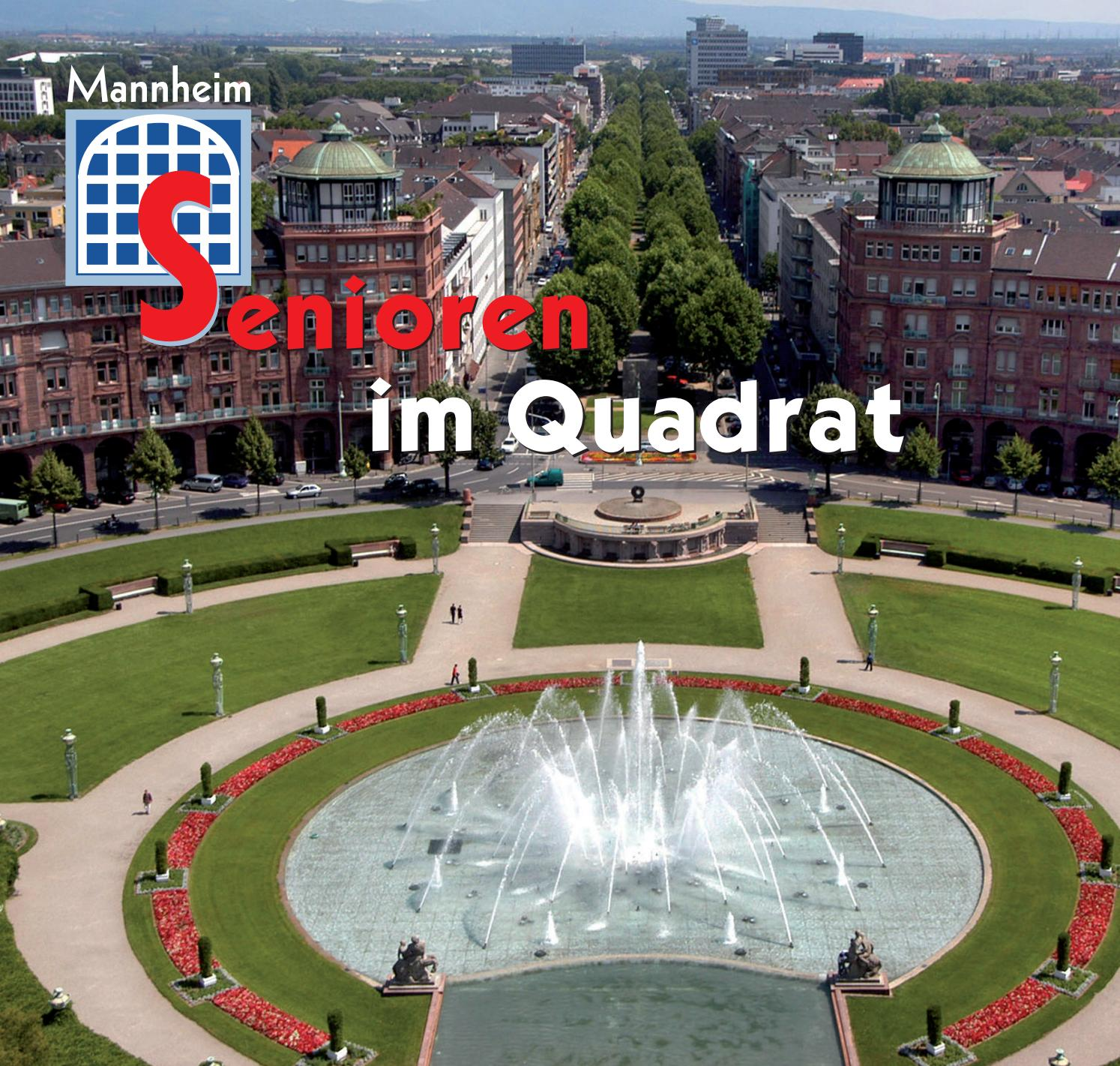 Senioren im Quadrat 2016 by DER PLAN OHG issuu
