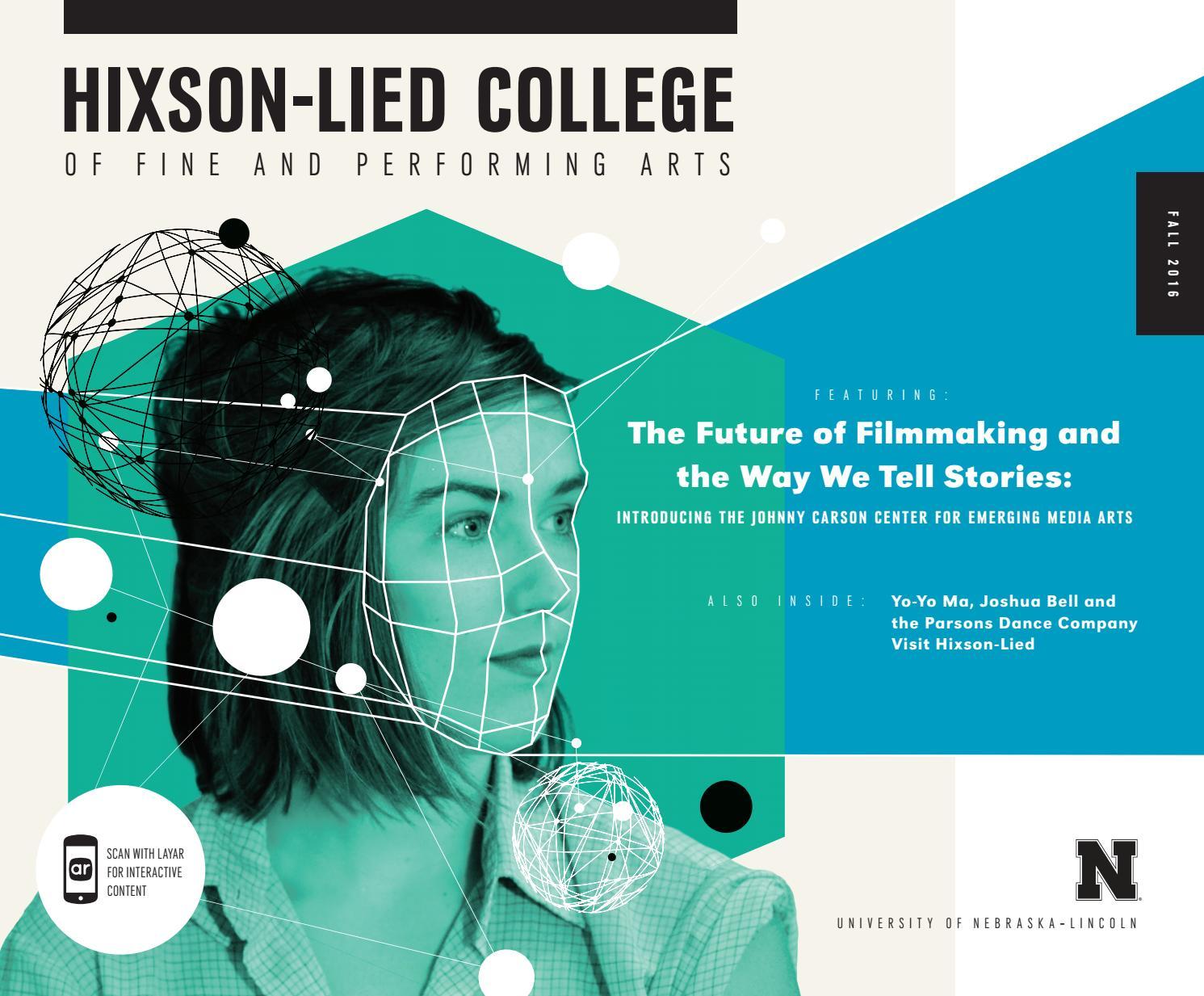 Fall 2016 Hixson-Lied College Magazine by UNLArts - issuu d54d62d737b5
