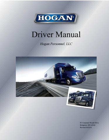 hogan driver manual 9 1 16 by studio 2108 llc issuu rh issuu com Idaho Transportation Department Districts Idaho Transportation Department Districts Map