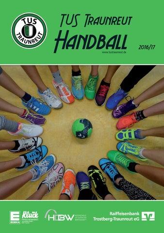 TuS Traunreut Handball Saisonbroschüre 2016/17 by TuS Traunreut ...