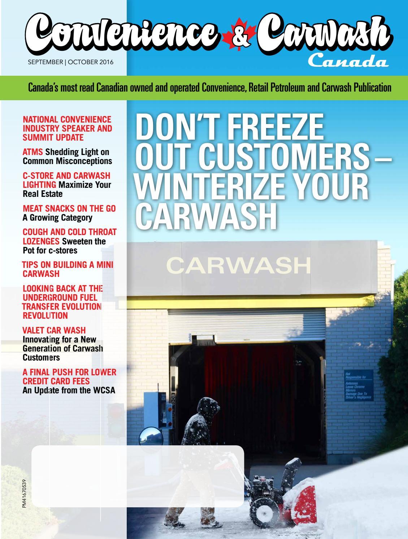 Conv&carwash september, october 2016 by edge advertising - issuu