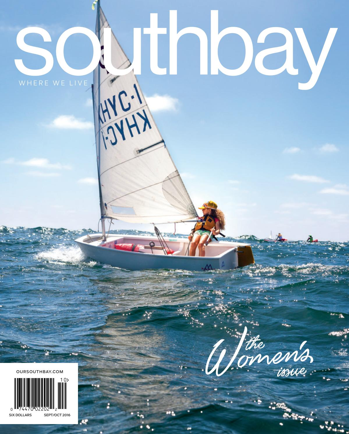 Southbay SeptemberOctober 2016 by Moon Tide Media issuu