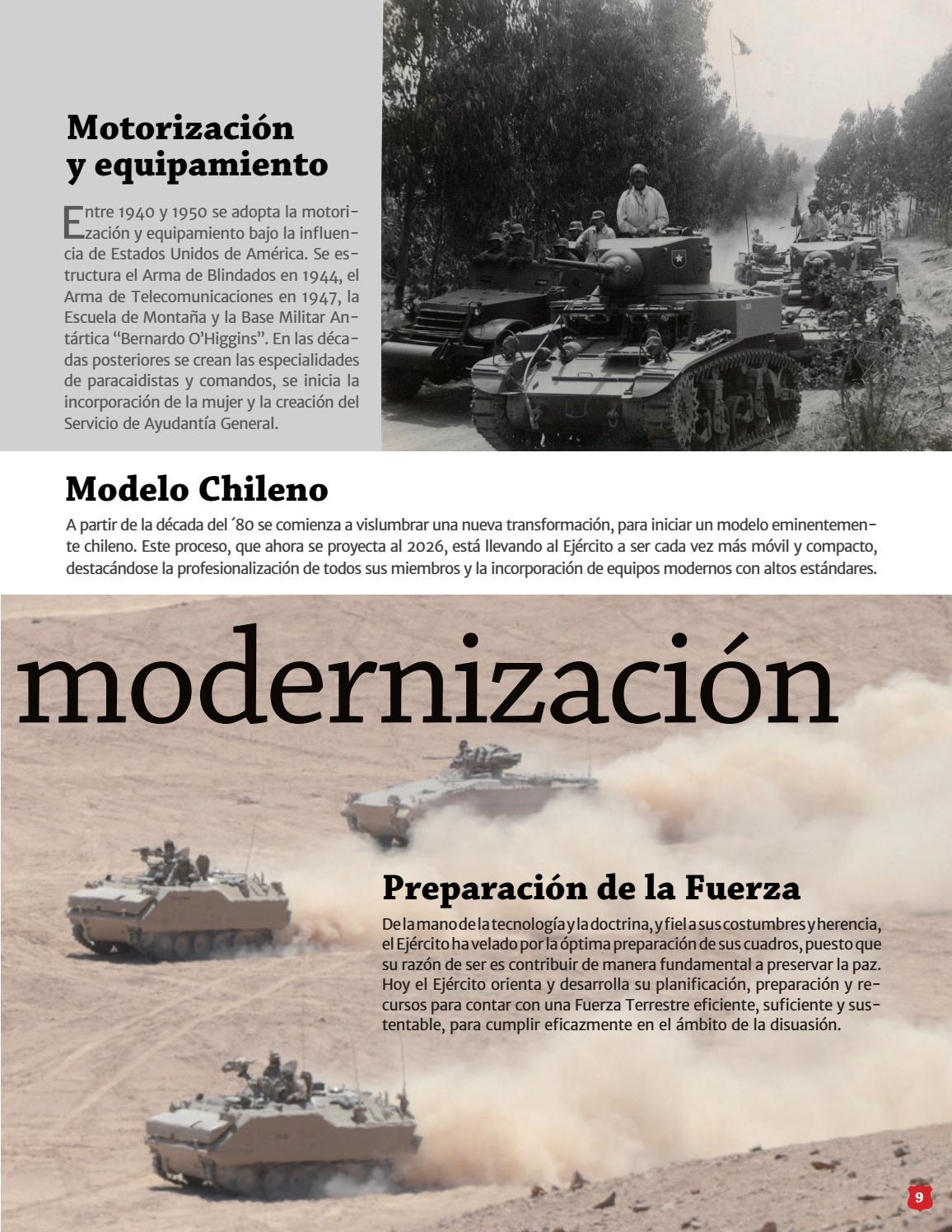 Revista Armas & Servicios | Edición Especial Septiembre by Ejército ...