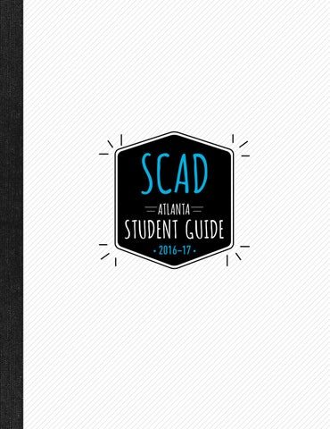 Strange Scad Atlanta Student Guide By Scad Issuu Download Free Architecture Designs Grimeyleaguecom
