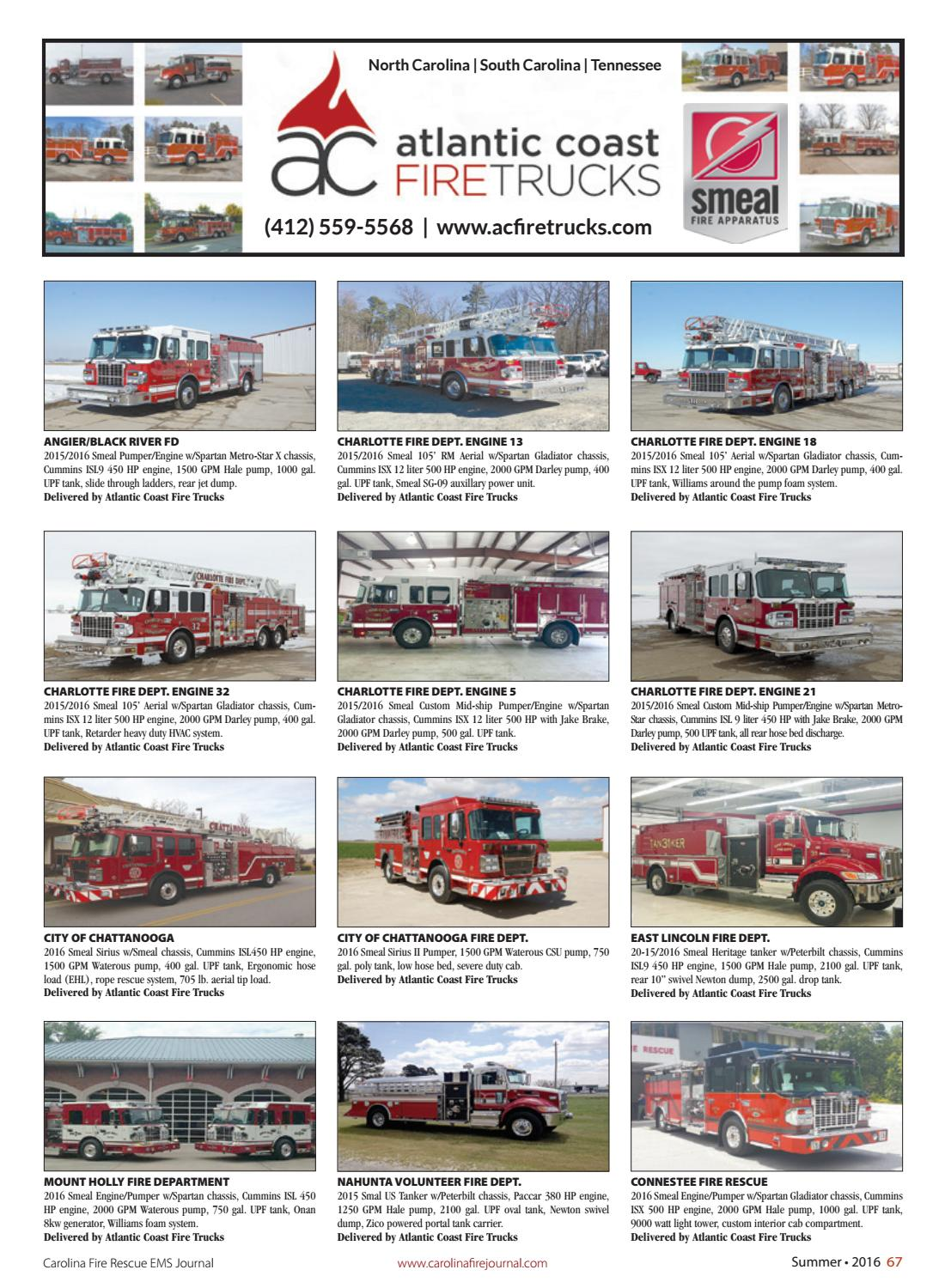 Carolina Fire Rescue EMS Journal by Moore Creative - issuu