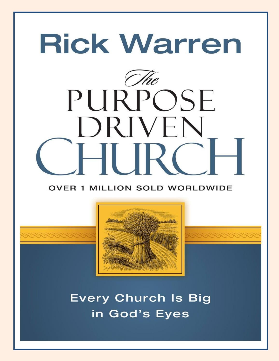purpose driven life summary What is the purpose of my life discover your purpose with free online teaching from pastor rick warren  free resources mentioned in the purpose driven® life.