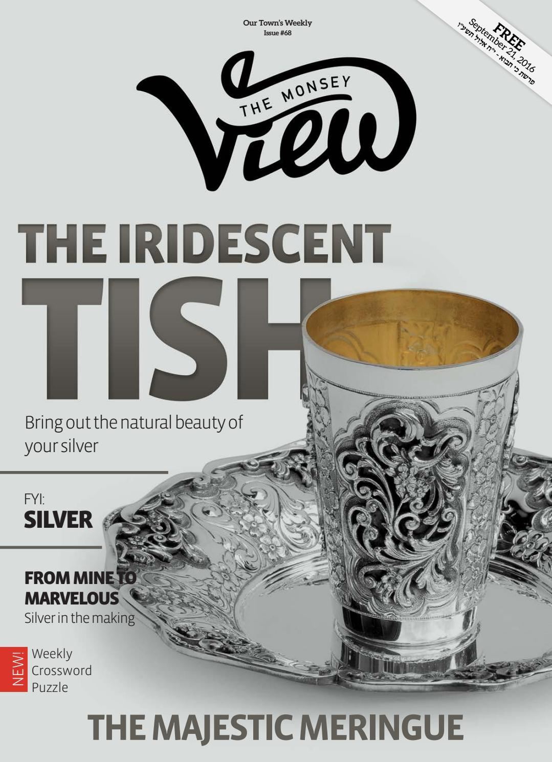 Issue 68 By The Monsey View Issuu