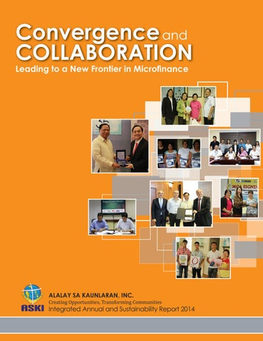 ASKI Integrated Annual and Sustainability Report 2014