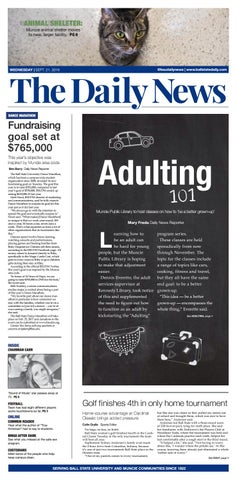 Bsu 9 21 16 By The Ball State Daily News Issuu
