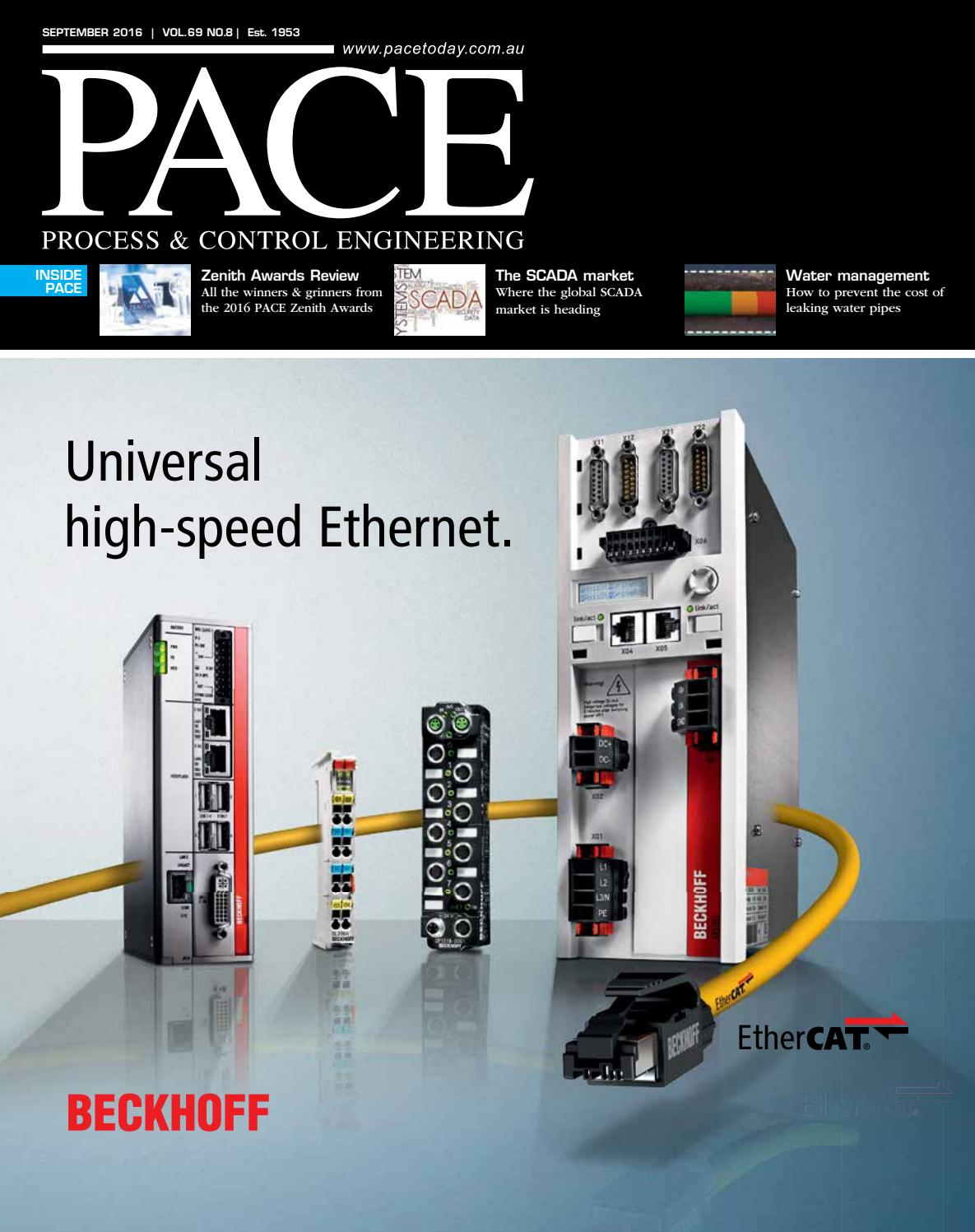 Pace September 2016 By Primecreative Issuu This Application Diagram Indicates How Loadsensing Valves Control