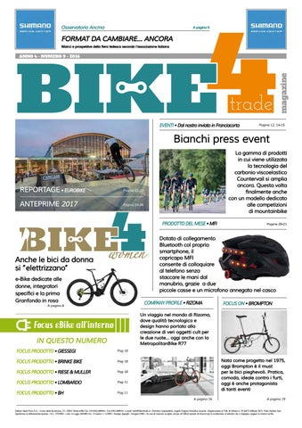 b8561260e0 Bike4Trade 9 2016 by Sport Press - issuu